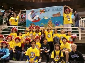 2013 World Finals: Maryland Teams