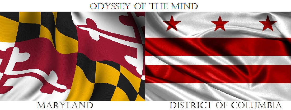 Maryland/DC Odyssey of the Mind